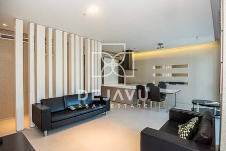 2 Bedroom Apartment for Rent in Dubai Marina, Dubai - Furnished 2BED I A/C Free I Close to Metro