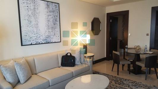 1 Bedroom Hotel Apartment for Rent in Downtown Dubai, Dubai - Ready to move - 1 Bedroom Renovated City / Boulevard views
