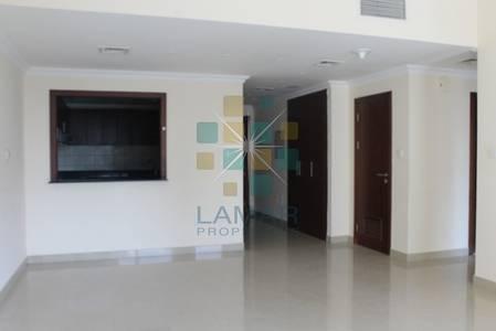 2 Bedroom Flat for Rent in Dubai Marina, Dubai - Close to metro Full Lake View 2BR for rent