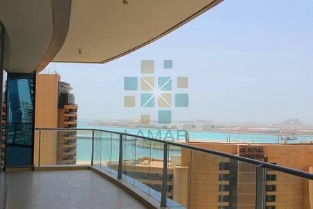 2 Bedroom Flat for Rent in Dubai Marina, Dubai - Mesmerizing views of Ain