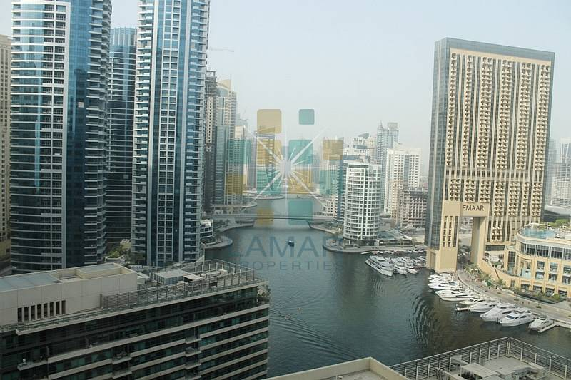 Summer heat Offer - Full Marina view 1 Bed - Emaar bldg