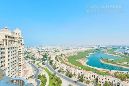Stunning Lagoon and Golf Course Views -  Al Hamra Village