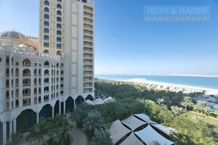 1 Bedroom Hotel Apartment for Rent in Al Hamra Village, Ras Al Khaimah - Prime Hotel Facilities unit with Full Sea View