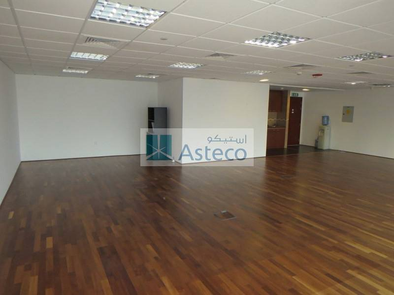 Fully fitted and leased out office for sale in JLT