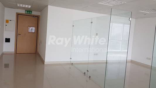 Office for Rent in Jumeirah Lake Towers (JLT), Dubai - Spacious Fully Fitted Office I JBC 2 JLT