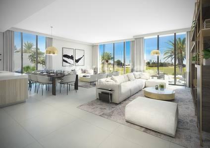 فیلا 3 غرفة نوم للبيع في دبي هيلز استيت، دبي - A Very Rare Club Villa Next to Club House