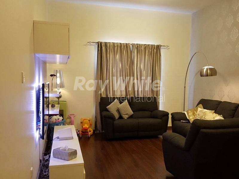 2 Huge Fully Furnished Well Maintained 1 BR