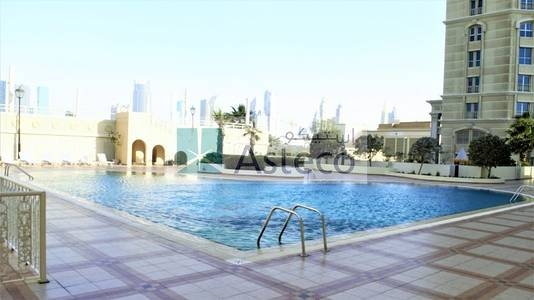 3 Bedroom Apartment for Rent in Al Badaa, Dubai - Well laid-out 3 bedroom apartment in A+ building