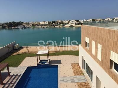 7 Bedroom Villa for Sale in The Marina, Abu Dhabi - Spectacular 7 bed villa for sale in Marina Sunset Bay