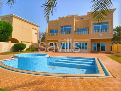 4 Bedroom Villa for Rent in Marina Village, Abu Dhabi - Luxury four bedroom villa in  Royal Marina