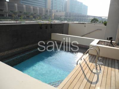 4 Bedroom Townhouse for Rent in Al Raha Beach, Abu Dhabi - Large Four bedroom townhouse in the Al Muneera.