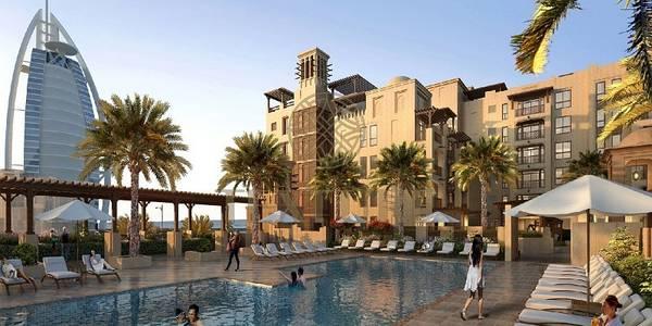 1 Bedroom Flat for Sale in Umm Suqeim, Dubai - Elegant Madinat Jumeirah