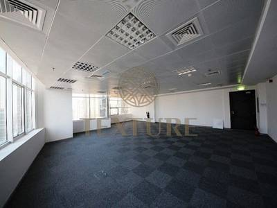 Office for Rent in Barsha Heights (Tecom), Dubai - Fitted Office in I Rise Tower on Higher Floor