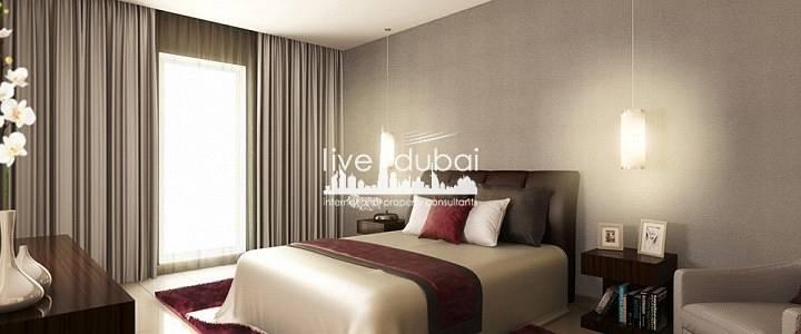 Studio for Sale in Dubai World Central, Dubai - SH- 400k Studio , Fully furnished, in CELESTIA  by Damac . handover 2018