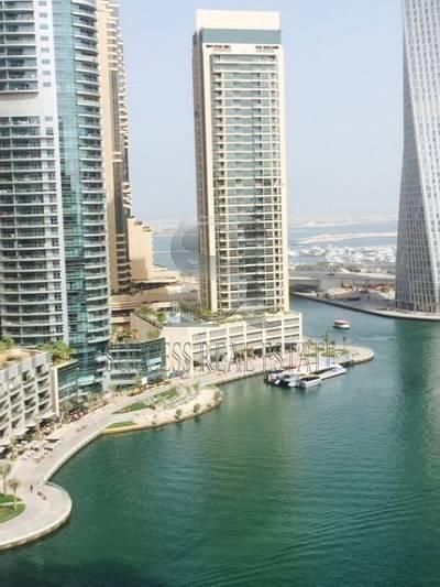 2 Bedroom Apartment for Sale in Dubai Marina, Dubai - Exclusive 2 BR + Study   Marina View