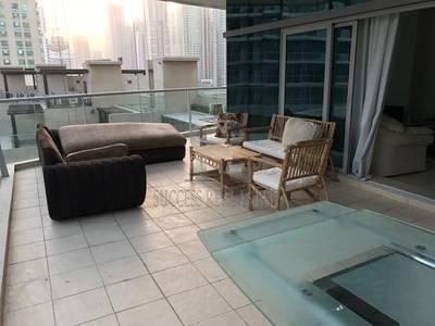 2 Bedroom Flat for Sale in Dubai Marina, Dubai - 2 BR + Maids + Study | Full Marina View