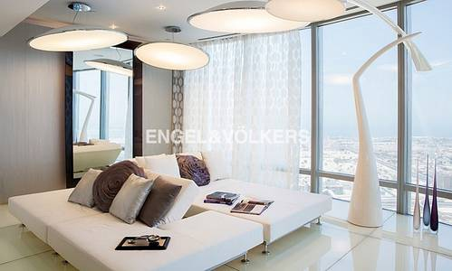 4 Bedroom Apartment for Sale in Downtown Dubai, Dubai - Award-Winning Interior Design | Upgraded