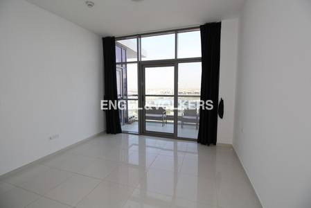 Studio for Sale in DAMAC Hills (Akoya by DAMAC), Dubai - Brand New | Warranty | Overlooking Park