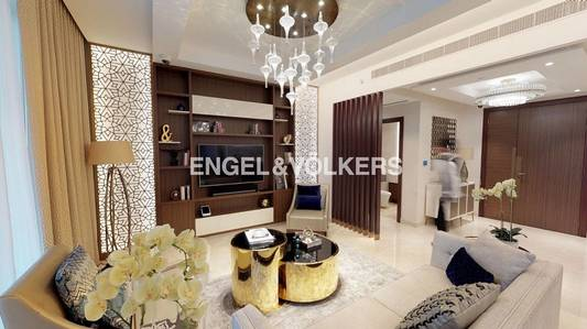 2 Bedroom Flat for Sale in Downtown Dubai, Dubai - Outstanding Contemporary Home| Burj View