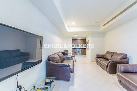 1 Bedroom Flat for Sale in Dubai Marina, Dubai - Hot Deal 1 Bedroom with Partial Sea View