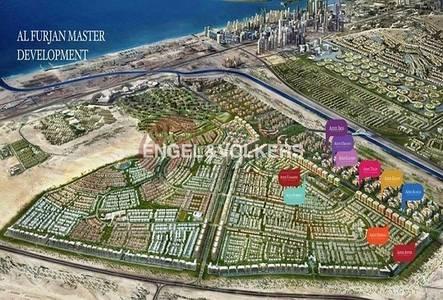 Mixed Use Land for Sale in Al Furjan, Dubai - Mixed Used Corner Plot | Near Metro Line