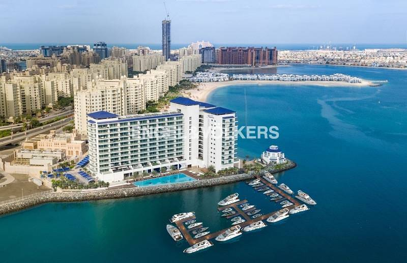 Ready and New Full Sea View | No Any Fees