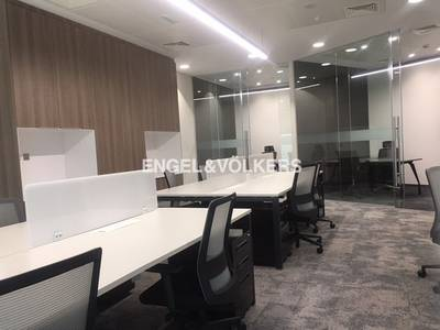 Office for Rent in DIFC, Dubai - Fully Furnished |Open View | Top Choice