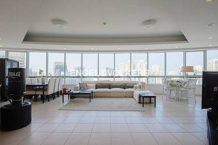 فلیٹ 4 غرفة نوم للبيع في دبي مارينا، دبي - High Quality | Full Marina Views | Metro