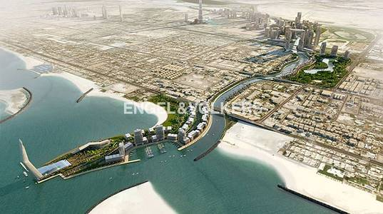 Plot for Sale in Jumeirah, Dubai - Freehold|Sea  and Canal Facing Land Plot