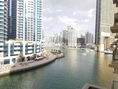 2 Bedroom Flat for Sale in Dubai Marina, Dubai - Elegant | Breathtaking Marina view | 2BR