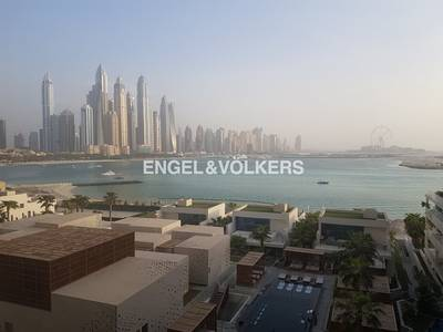 2 Bedroom Apartment for Rent in Palm Jumeirah, Dubai - Marina Skyline View | 5-stars Facilities