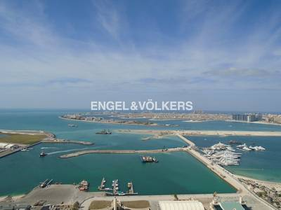 3 Bedroom Flat for Sale in Dubai Marina, Dubai - Elegant| 3BR+M| Full sea view| Furnished