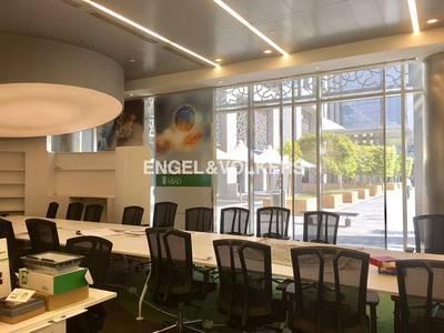 مکتب  للايجار في وسط مدينة دبي، دبي - Fitted Retail Space Clientcentric Location