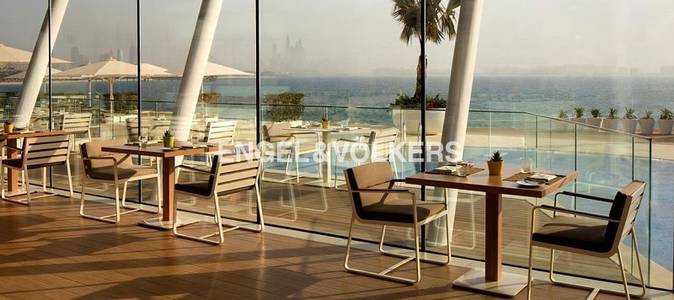 Shop for Rent in Palm Jumeirah, Dubai - VIP Private Club Corner Spectacular Views