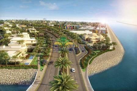 Plot for Sale in Pearl Jumeirah, Dubai - Corner + Park View Plot near Nikki Beach