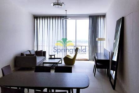 2 Bedroom Flat for Sale in Al Sufouh, Dubai - Furnished 2BR w/ Full Sea View for Sale!