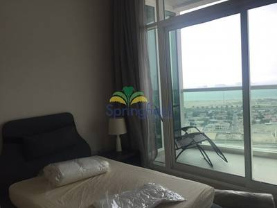 1 Bedroom Apartment for Rent in Al Sufouh, Dubai - On High Floor with Sea View | 4 Cheques