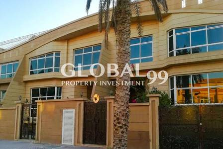 6 Bedroom Villa for Sale in Al Nahyan, Abu Dhabi - Amazing 3 Villa's for sale in Al Nahyan