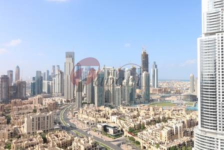 4 Bedroom Penthouse for Rent in Downtown Dubai, Dubai - Unique Luxurious Penthouse Downtown View