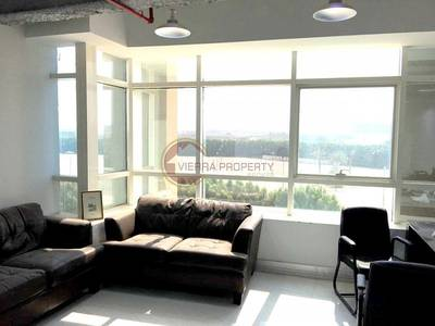 Office for Sale in Arjan, Dubai - RENTED OFFICE FOR SALE IN BUSINESS CENTER