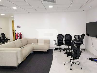 Office for Rent in Jumeirah Lake Towers (JLT), Dubai - Fully Furnished and fitted office in JBC