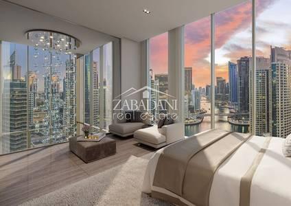 1 Bedroom Flat for Sale in Dubai Marina, Dubai - Wonderful One bedroom on a High Floor for sale in marina