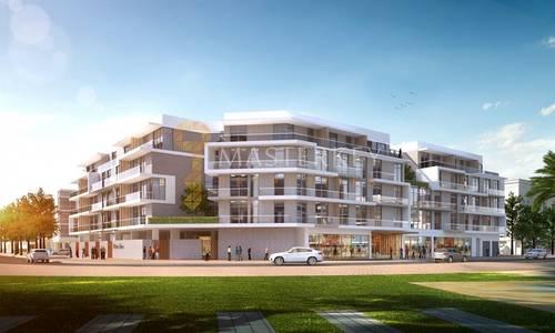 محل تجاري  للبيع في مدينة ميدان، دبي - Post Handover at 1% Monthly for 4 Years