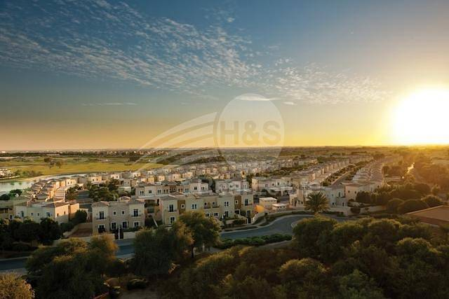 Ready Villas in Arabian Ranches with 3 Yrs Payment Plan