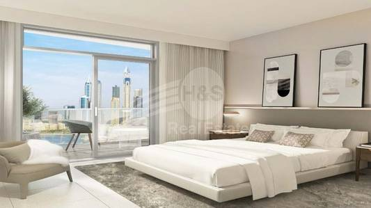 1 Bedroom Apartment for Sale in Dubai Harbour, Dubai - Luxury Residence with Private Beachfront