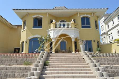 5 Bedroom Villa for Rent in Palm Jumeirah, Dubai - 5 Bedroom Perfect Condition  Unfurnished