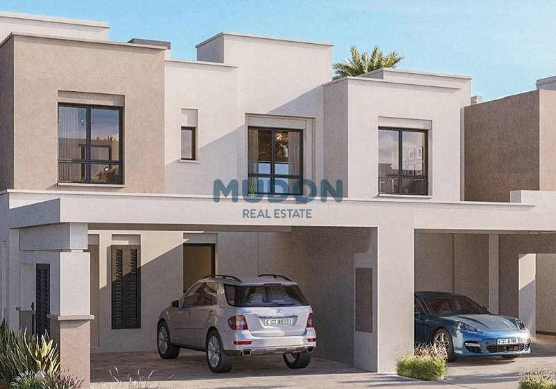1 3BR Villa + Maids Room Starting  Price 1.2M