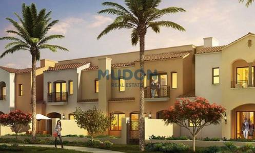 3 Bedroom Villa for Sale in Serena, Dubai - Modern 3BR Townhouse 5 Years Post Payment