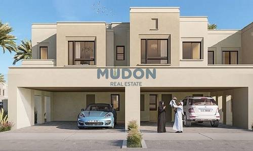 4 Bedroom Villa for Sale in Town Square, Dubai - 80|20 Payment Plan|4BR In Sama Townhouses