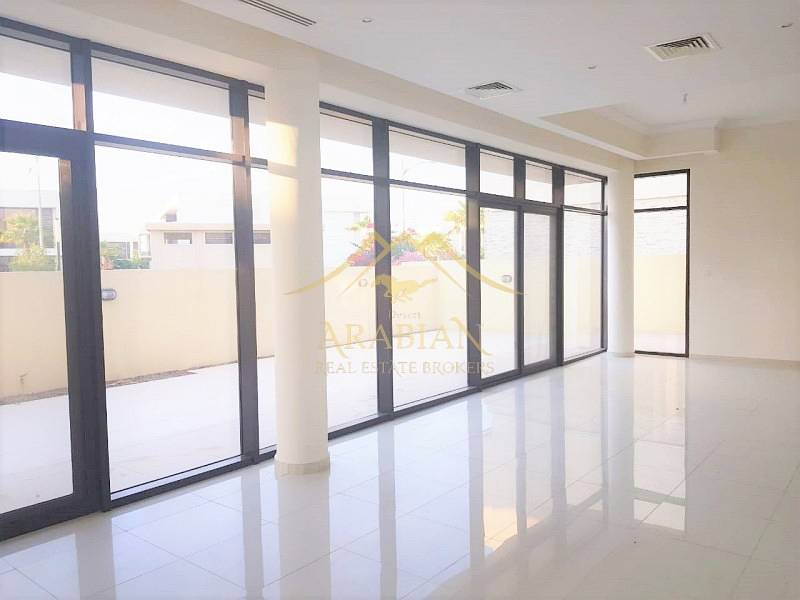 Type V3 5 bedrooms villa prime location in Damac hills